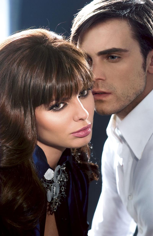 Ileana Lazariuc, pictorial pentru Revista Tango, Foto: artista