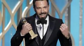 Ben Affleck - Globurile de aur 2013