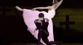 Premiera spectacolului de balet Giselle, la Opera Nationala Iasi