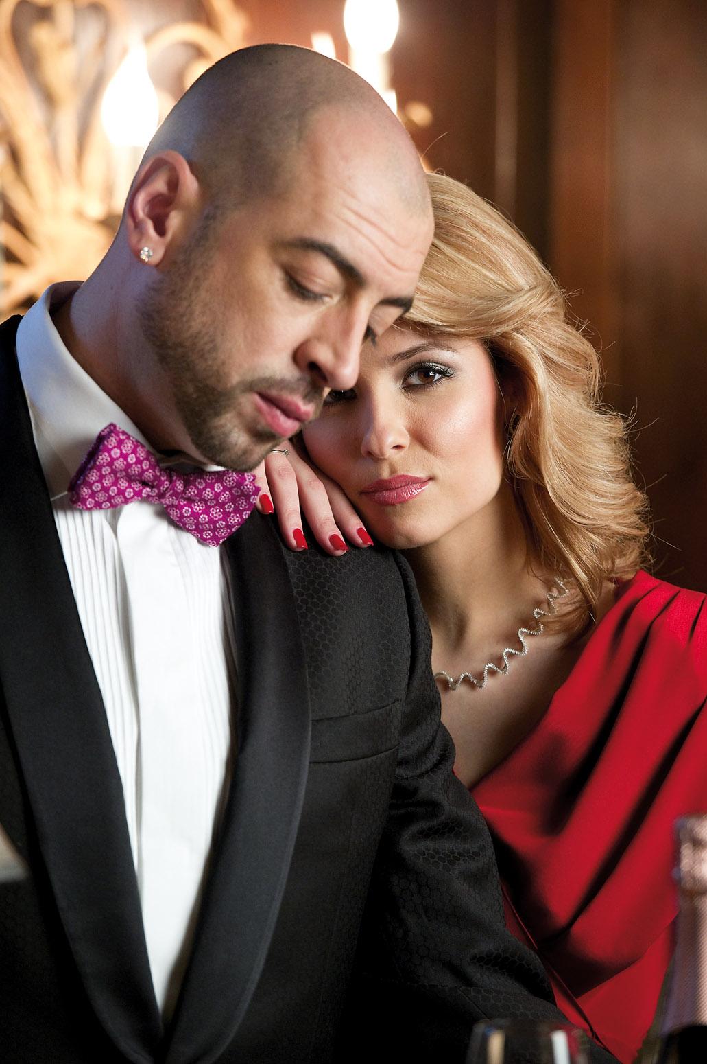 Pictorial Eduard (CRBL ) și Elena Andreianu pentru revista Tango 75