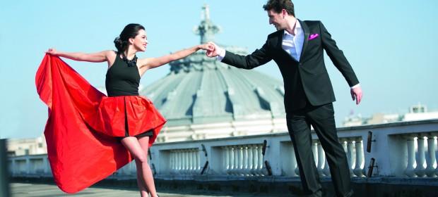 interviu cu Olivia Steer si Andi Moisescu pentru Marea Dragoste - revistatango.ro, nr.95, ianuarie 2014