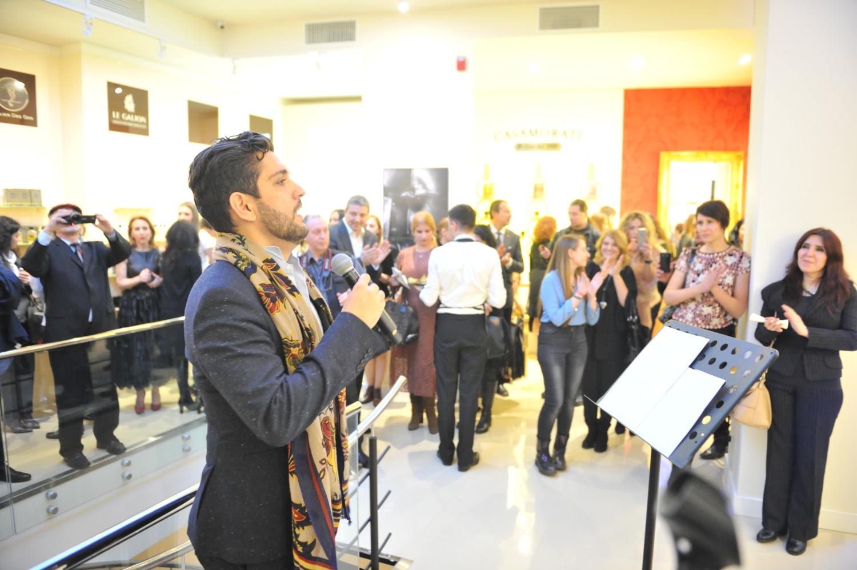 Inaugurare Elysee Gallery