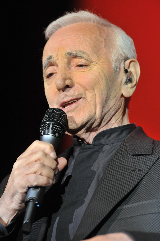 Charles Aznavour in concert la Sala Palatului 28.04.2016