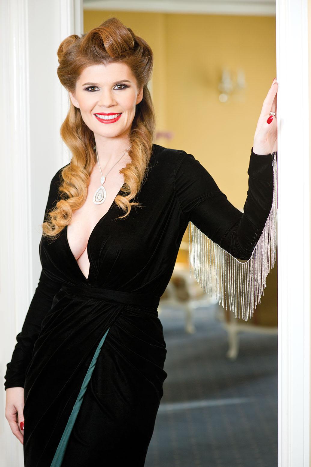 Pictorial si interviu cu Diana Matei pentru Marea Dragoste-revistatango.ro, nr. 116, februarie 2016