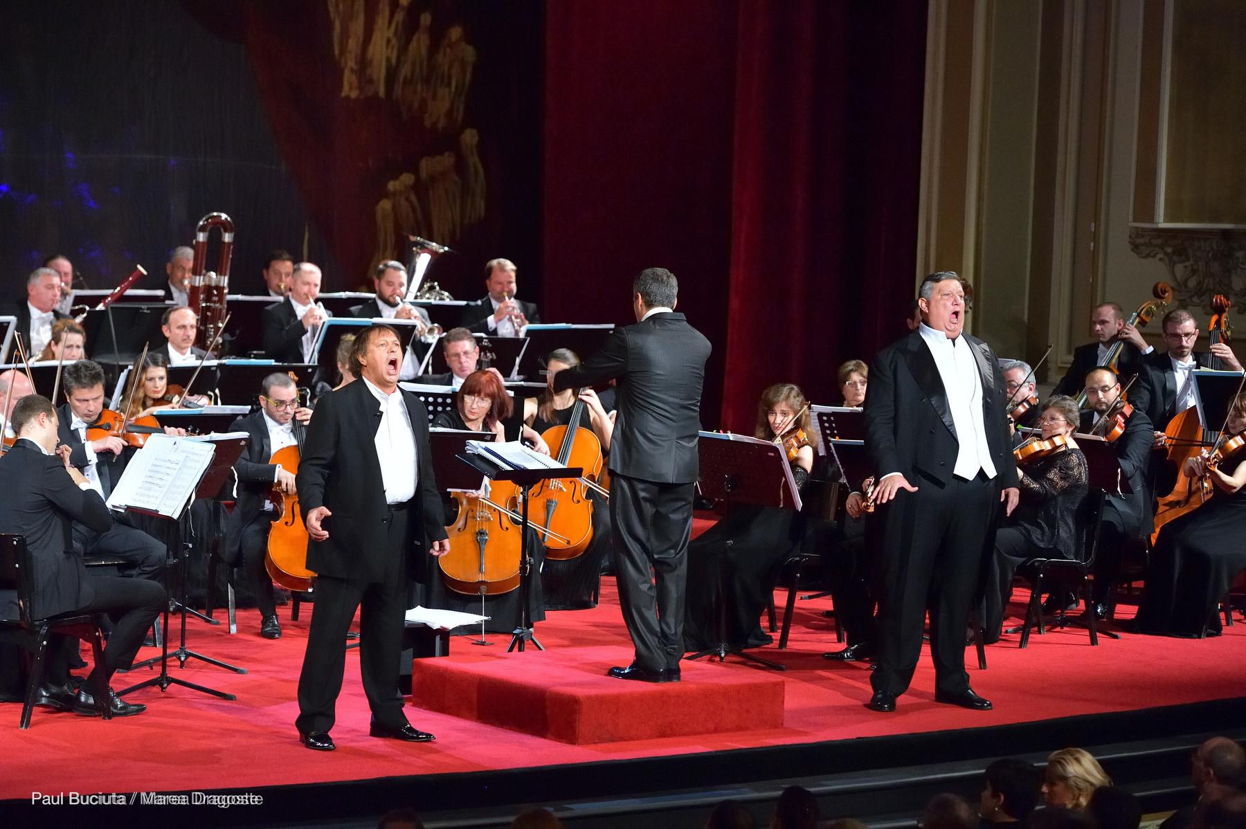Gala Extraordinară de Operă - deschiderea stagiunii 2016-2017 la Opera Națională București