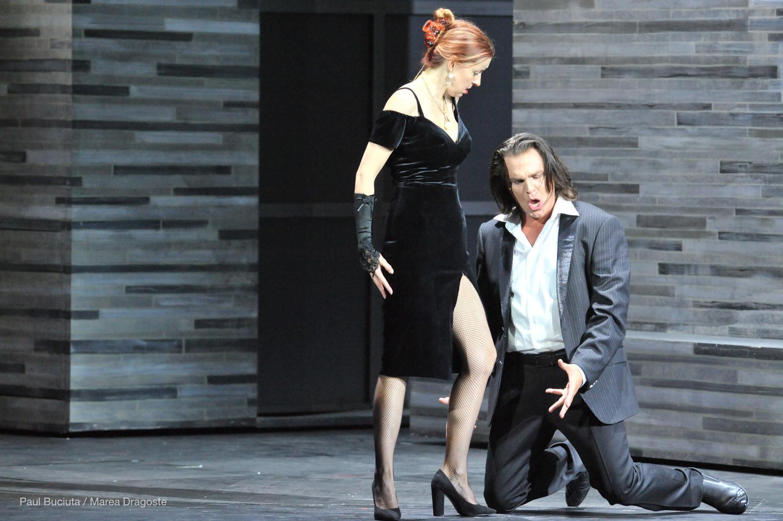 Repetitie generala(30.08.2016) cu spectacolul Vaduva Vesela, regia Andrei Serban, la Opera Nationala Bucuresti