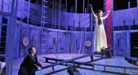 Lucia di Lammermoor de Gaetano Donizetti în regia lui Andrei Șerban cu Venera Protasova