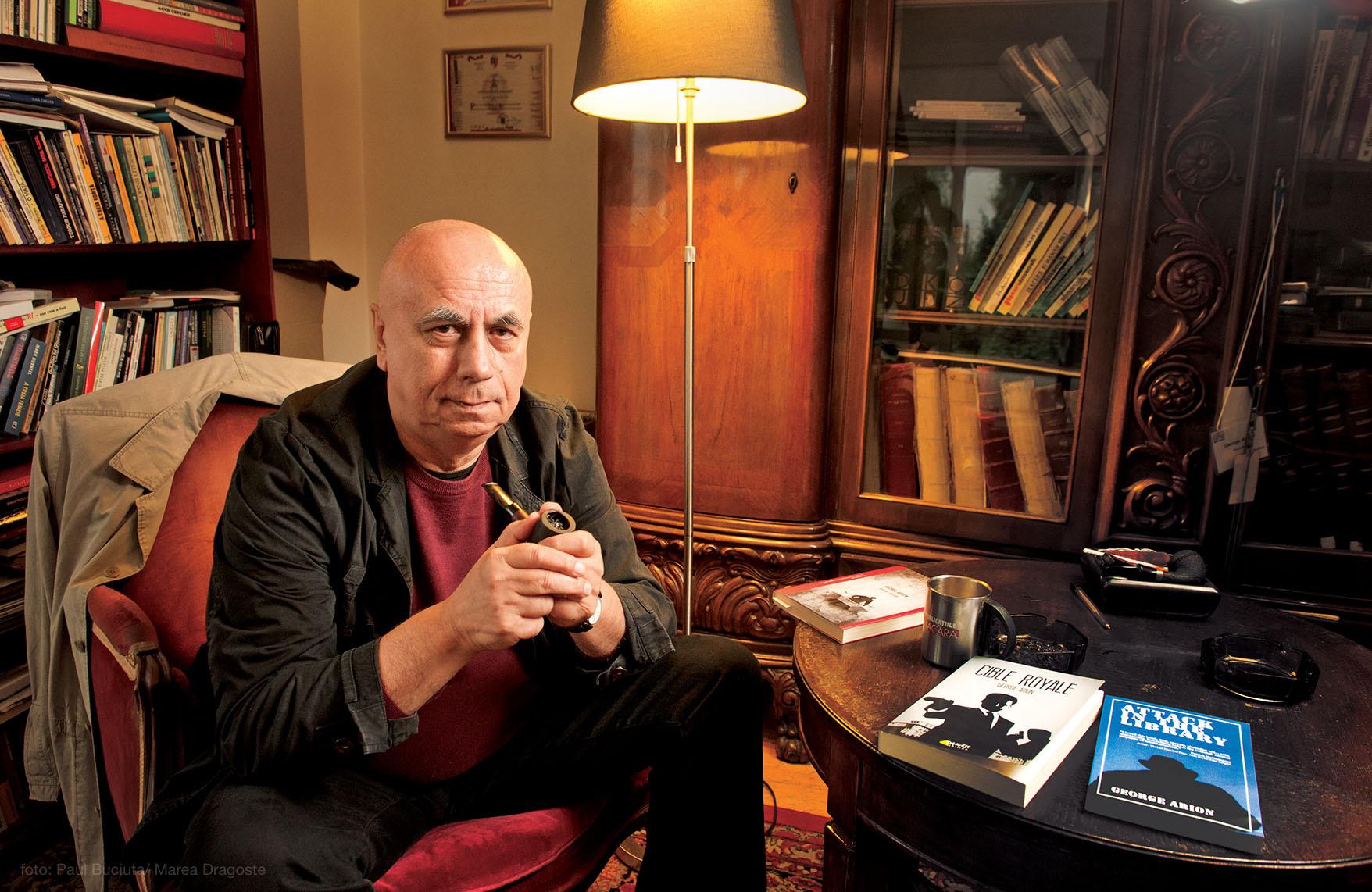Interviu cu George Arion pentru Marea Dragoste-revistatango.ro, nr. 103, octombrie 2014