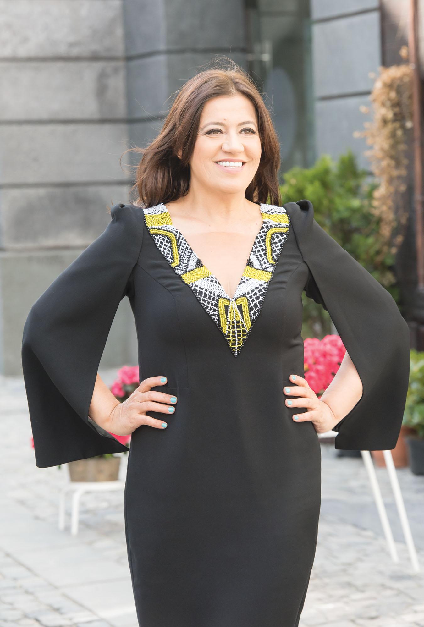 Pictorial si interviu cu Mirela Retegan pentru Marea Dragoste-revistatango.ro, nr. 129, mai 2017