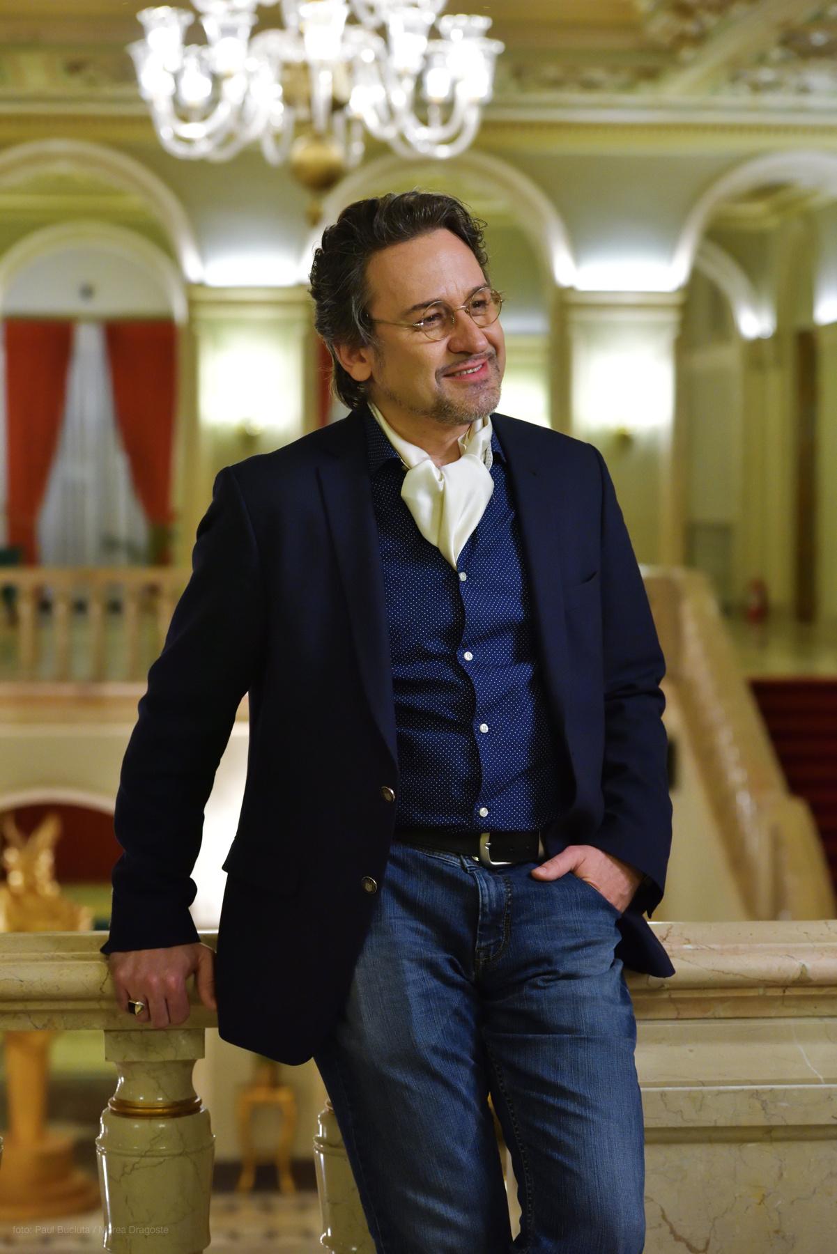 Marius Vlad Budoiu - interviu pentru Marea Dragoste-revistatango.ro, nr. 129, mai 2017