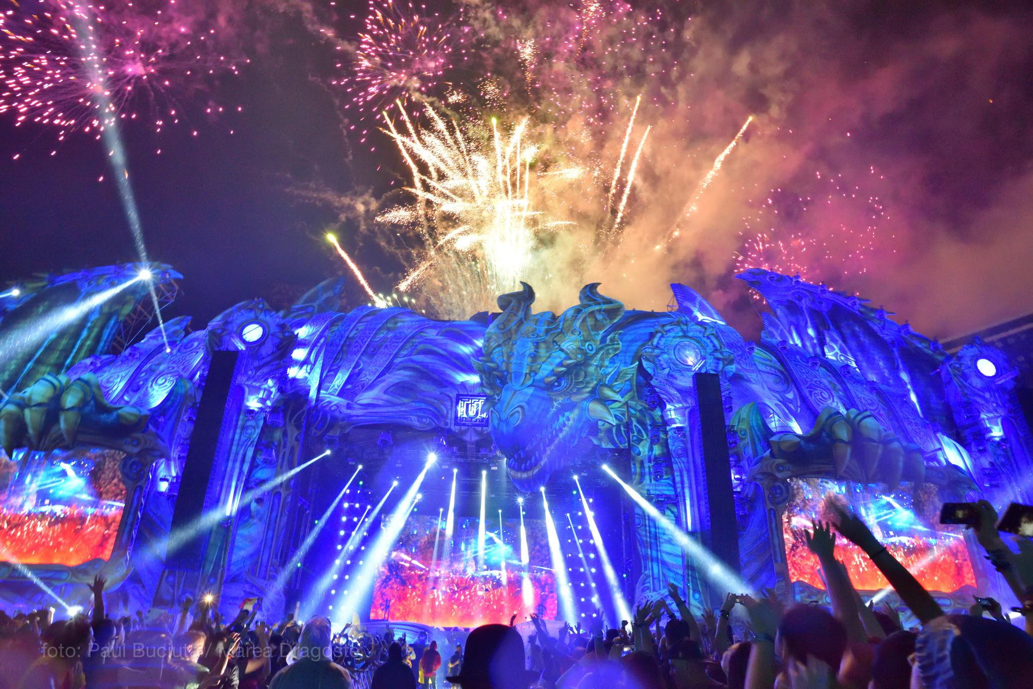 Festivalul UNTOLD 2017