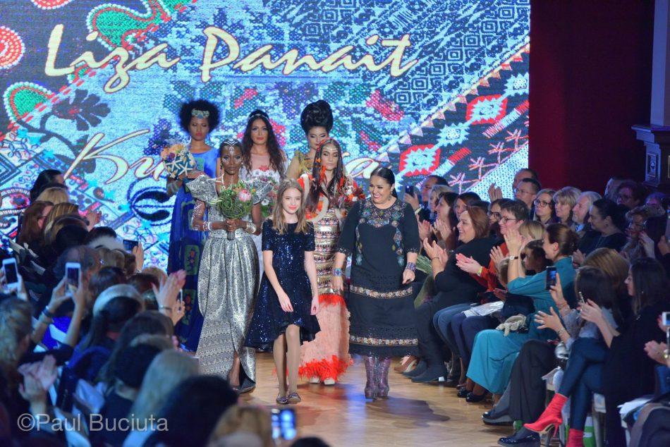 Prezentarea colectiei KUMBAYA apartinand creatoarei Liza Panait.