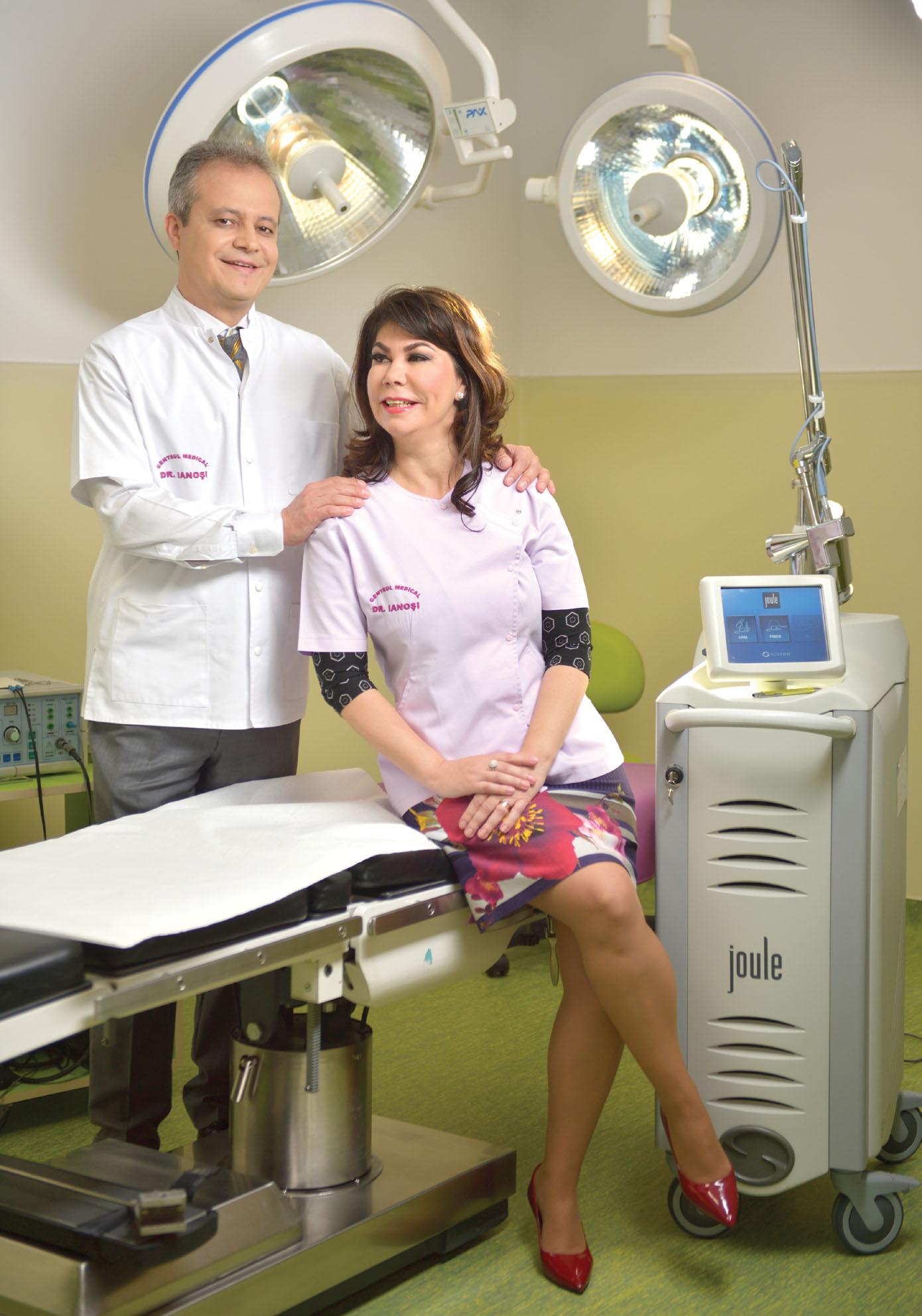 dr. Simona si Gabriel Ianosi