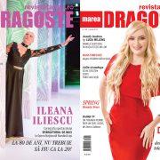 Ileana Iliescu si Adela Diaconu pe copertele Marea Dragoste-revistatango.ro, nr. 138, aprilie 2018