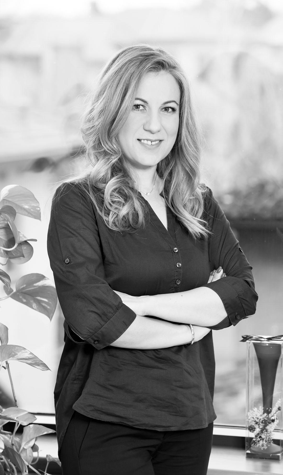 Valeria Jitaru, manager Lux Garden Hotel Azuga