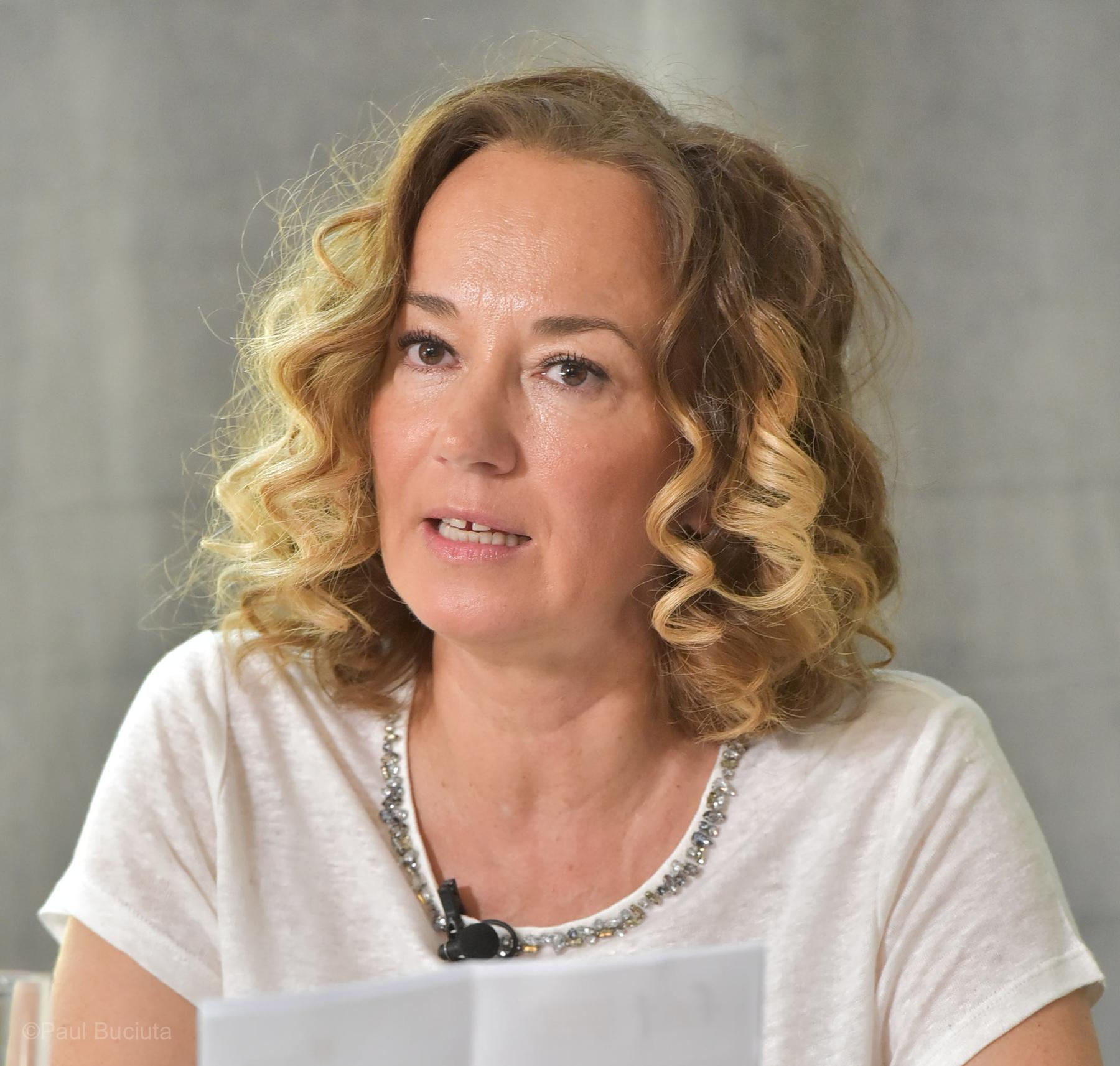 Marina Constantinescu a anunțat selecția FNT 2018
