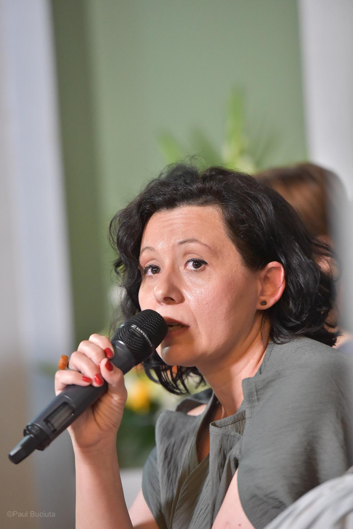 Teatrologul Oana Borș a oferit detalii legate de noul concept de HUB cultural FNT 2018