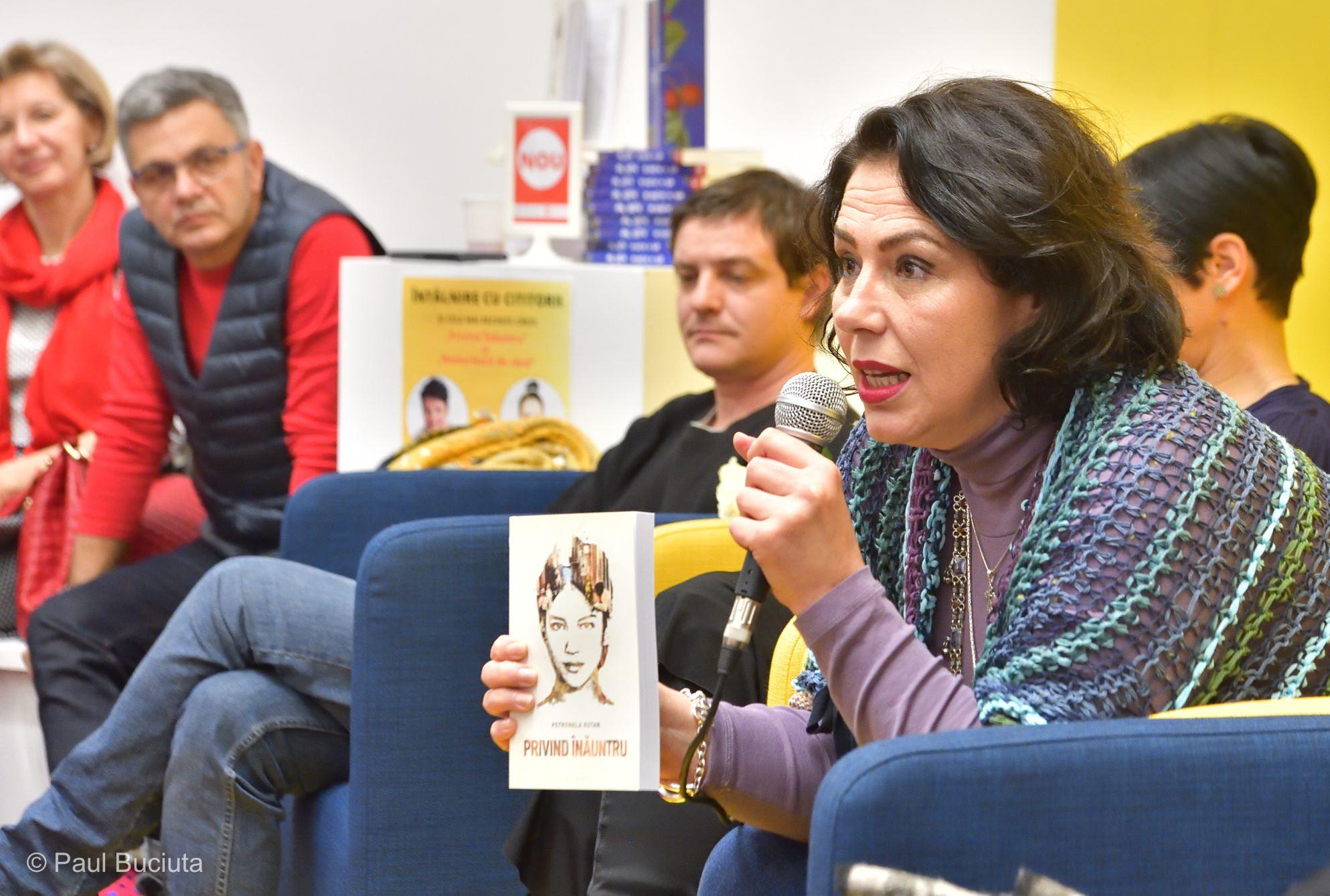 Petronela Rotar și Ana Barton - Intâlnire cu cititorii