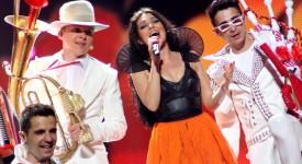 Mandinga la Eurovision 2012, Baku