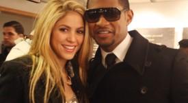 Shakira si Usher